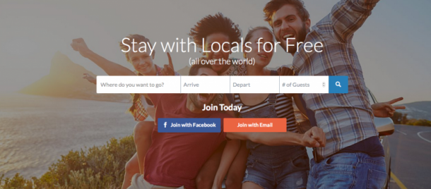 Opportunities for a free night or two at a local's home, in most countries  of the world helps make couchsurfing.org one of the most popular  communities for ...