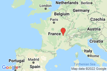 01400 Chanoz-Châtenay, France